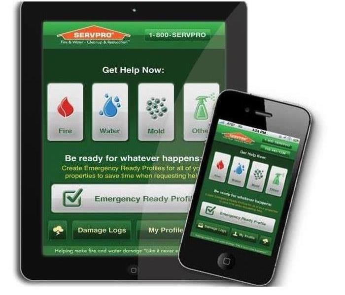 General Emergency Ready Profile - Phone Application