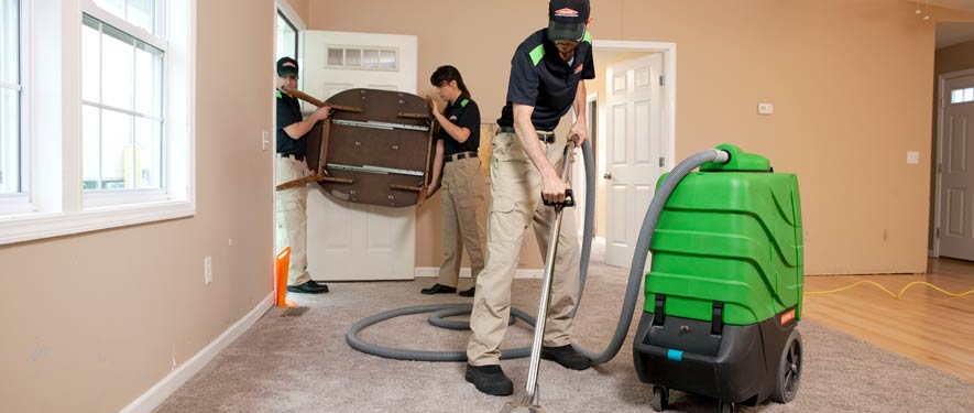 Clarksburg, MD residential restoration cleaning